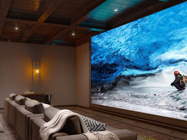 Sony Crystal led-display Is 16K-scherm Voor Thuisbioscoop