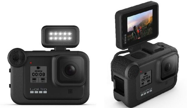 GoPro Introduceert Hero 8 Black en Hero Max